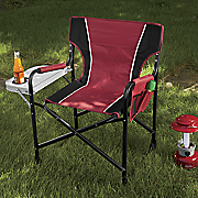 camping director chair by cocam