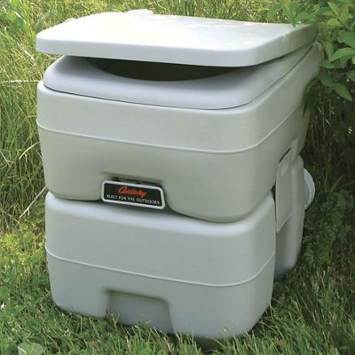 Century Camping 5 2 Gallon Portable Toilet From Montgomery