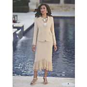 Melina Skirt Suit