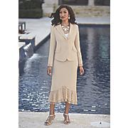 melina skirt suit