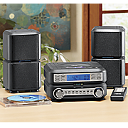 digital cd micro system with am fm radio by naxa