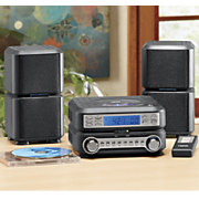 Digital CD Micro System with Am/Fm Radio by Naxa