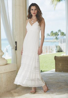 Rhian Lace Maxi Dress