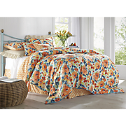 Emma Comforter Set and Pillows