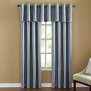 Grommet Window Treatment