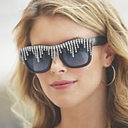rhinestone sunglasses