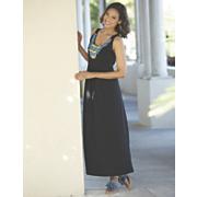 beaded maxi dress 11