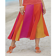 sherbet stripe skirt 21