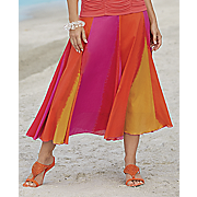 sherbet stripe skirt 21
