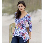 Tiger Lily Tunic