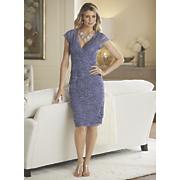 melana lace tiered dress 118