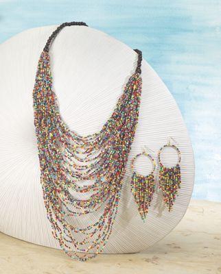 Seed-Bead Jewelry