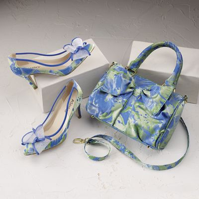 Sophia Bag and Shoe