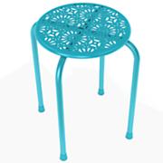 daisy metal stool