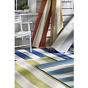 cabana stripe rug