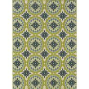 floral medallion rug 3