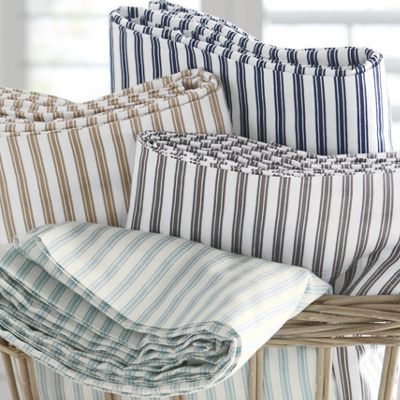 Plantation Stripe Sheet Set