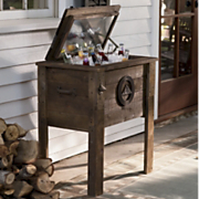rustic coolers