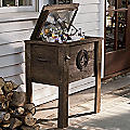 Rustic Large Cooler