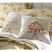 all dressed up pillow cover