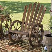 Wagon Wheel Chair
