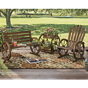 Wagon Wheel Furniture