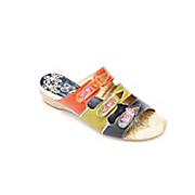 sunny slide by corkys footwear