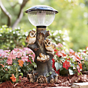 owl solar light 18