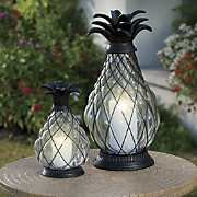Pineapple Luminaries