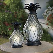 pineapple luminaries