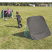 pop up soccer goals 2 pack