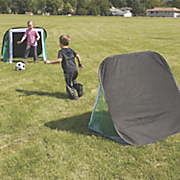 pop up soccer goals 2 pack