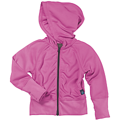 bug smarties hooded jacket with insect shield