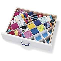 diamond drawer organizer