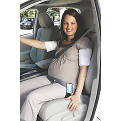 bump belt seat belt positioner