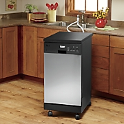 3.25 Cu. Ft. Portable Dishwasher by Montgomery Ward ®