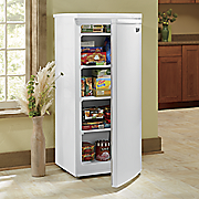 5 1 cu ft upright freezer by montgomery ward
