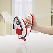 deluxe portable steam iron