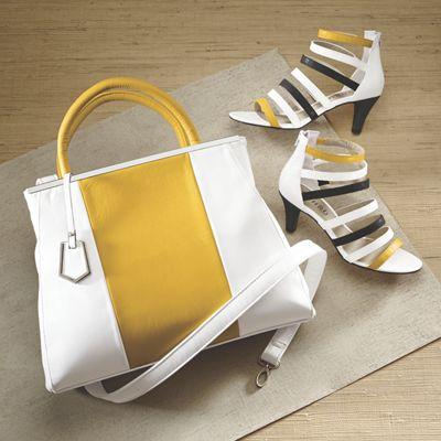 Storm Bag and Sandal