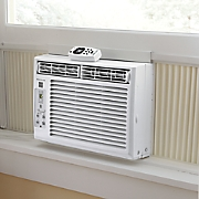 Mini 5 000 BTU Window Air Conditioner with Remote Control by Frigidaire