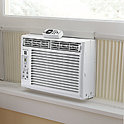 mini 5 000btu window ac w remote