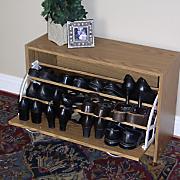 single shoe cabinet