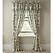 toile window treatments