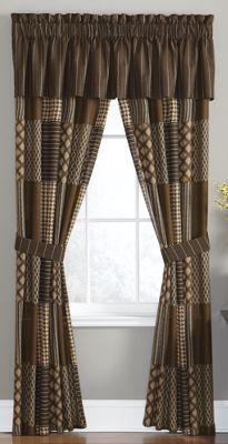 Ellington Brown Window Treatments