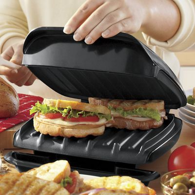 Indoor Grill/Panini Press by George Foreman