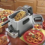 emeril s ez clean deep fryer