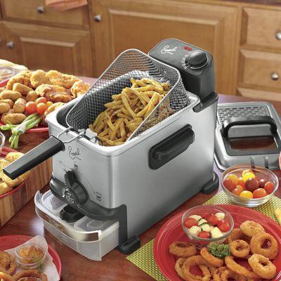 Emeril's EZ Clean Deep Fryer