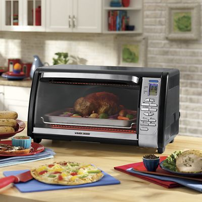 6-Slice Convection Toaster Oven by Black+Decker