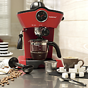gourmet steam espresso and cappuccino maker by franklin chef