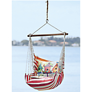 birdhouses swing chair hammock